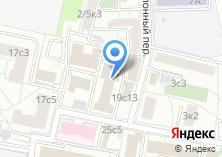 Компания «НПО Архид» на карте