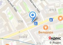 Компания «АПК Центр» на карте