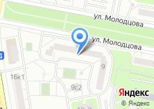 Компания «Инженерная служба района Южное Медведково» на карте