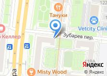 Компания «Профиброкер» на карте