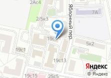Компания «IGOD8.ru» на карте