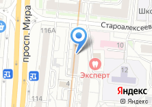 Компания «Ударная Сила» на карте