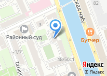 Компания «Чайная лавка на Озерковской Набережной» на карте