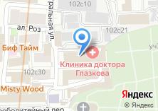 Компания «Парк Мира» на карте