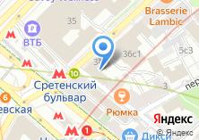 Компания «Центр Инновационной Флебологии» на карте