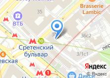 Компания «Центр медицины плода» на карте