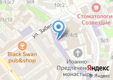 Компания «Московский университет МВД РФ» на карте