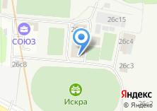 Компания «Классный клуб» на карте