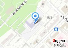 Компания «Средняя общеобразовательная школа №1138» на карте