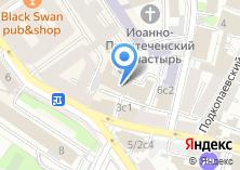 Компания «Лиджист» на карте