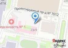 Компания «B12» на карте