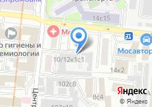 Компания «Дагестанский камень» на карте