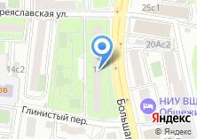 Компания «Продовольственный магазин на Большой Переяславской» на карте