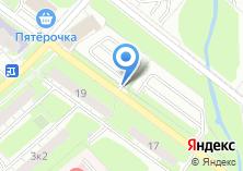 Компания «Автостоянка на ул. Кауля» на карте