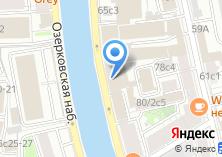 Компания «СпецСекъюрити» на карте