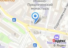 Компания «МОСАЭРО» на карте