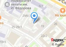 Компания «ВолгоС» на карте