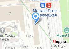 Компания «Павелец» на карте