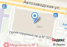 Компания «Профтехнолоджи» на карте