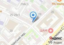 Компания «МОDИ» на карте