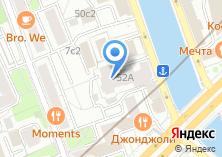 Компания «Наш дом на Озерковской» на карте