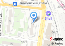 Компания «Участковый пункт полиции Мещанский район» на карте