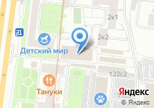 Компания «АРКБ Росбизнесбанк» на карте