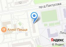 Компания «Участковый пункт полиции район Южное Медведково» на карте
