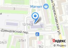 Компания «Средняя общеобразовательная полипрофильная школа №179» на карте