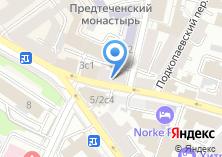 Компания «Marina Gavrilova» на карте
