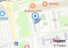 Компания «ТЕХНО СТРОЙ-98» на карте