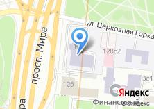 Компания «Средняя общеобразовательная школа №279 им. А.Т. Твардовского» на карте