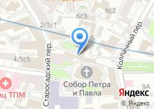 Компания «Гефест ЭКСПО» на карте