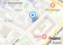 Компания «MyWayDance» на карте
