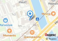 Компания «Московская областная нотариальная палата» на карте