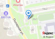 Компания «Мастерская по ремонту одежды на Заповедной» на карте