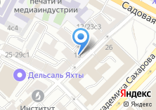 Компания «Элита» на карте
