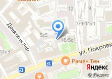 Компания «Фотосоюз» на карте