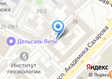Компания «АТ-Клуб» на карте