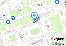 Компания «Legza» на карте