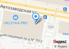 Компания «VZV» на карте