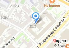 Компания «ТРАНСТЕХНОМЕТ» на карте