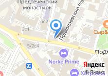 Компания «PageMaster» на карте