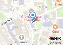 Компания «Детский сад №395» на карте