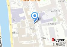 Компания «Ваш информационный партнер» на карте