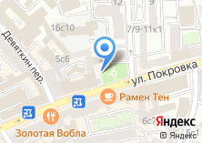 Компания «Выписка.ру» на карте