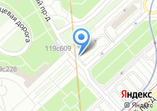 Компания «Автостоянка на проспекте Мира» на карте