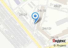 Компания «RusParts» на карте