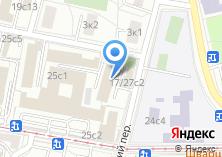 Компания «ФИНГО» на карте