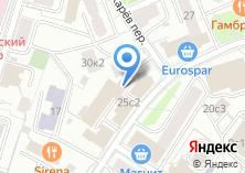 Компания «ГОРОДИССКИЙ И ПАРТНЕРЫ» на карте